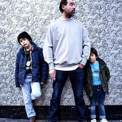 Gus, Pete & Iggy Voss