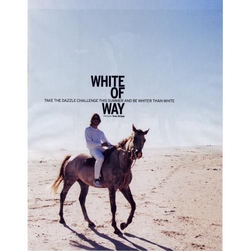 White of Way | Cape Town | MAXIM