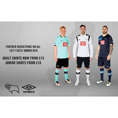 Derby County FC for UMBRO