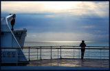 1st  Morning Contemplation  by Tony Warran