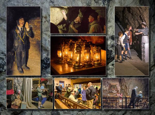 Chiselhurst Caves - Feb17