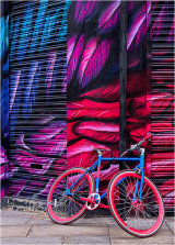 H.M.  Bi-Cyclical Colour  by Mike Spurway