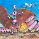 RETRO ROBOT RETURNS