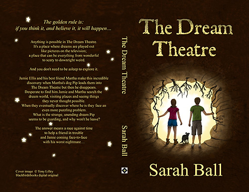 The Dream Theatre book cover