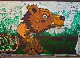 Toronto graffiti image 4