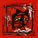 Chairman Meow : linocut, edition of 10