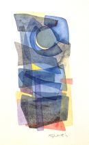 Mediterra-II, watercolour: RWS Presidents Award