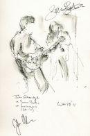 John Etheridge and Simon Bates at Lussmanns