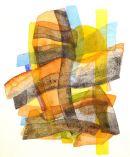 Roque Cinchad, watercolour: SOLD