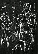 Jazz- Keys/Vocals-I, solar print edition, enquire for details