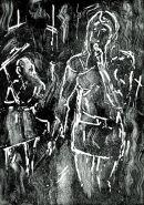 Jazz Mood (Keys/Vocal-I), solar print , enquire for details