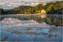 Across the Lake at Stourhead