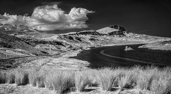 Across the Loch Skye