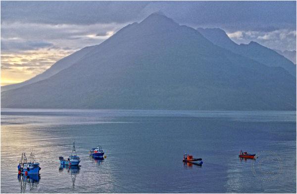 Loch Scaffic Isle of Skye