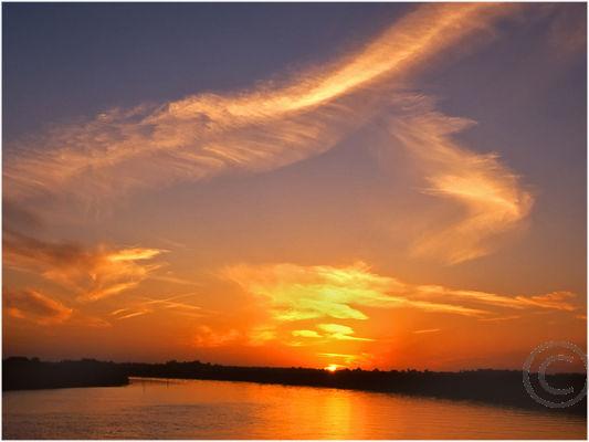 Broadland Sunset