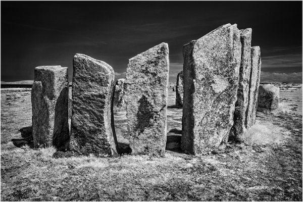Dherbie's Twist Standing Stones