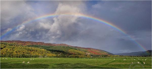 Rainbow Panarama