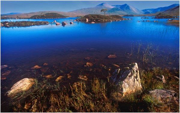 Rannoch Moor Lochan
