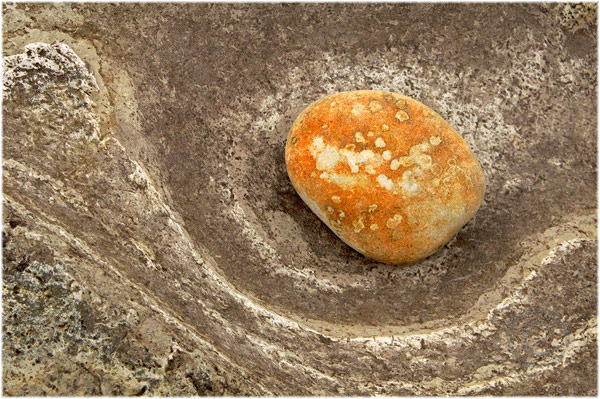 Stone on Rock