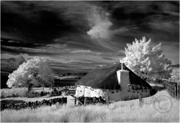 Thatched Cottage, Skye