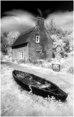 Toad Cottage and Boat