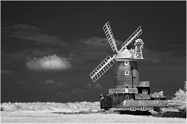 Mill at Cley