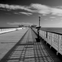 On Llandudno Pier