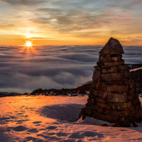 Sunset Summit Inversion