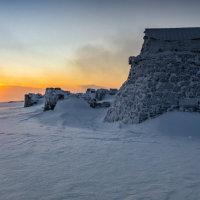 Ben Nevis Summit Sunset