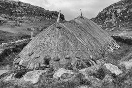 Bostadh Iron Age House