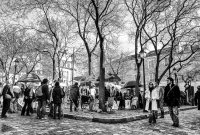 Art at Monmartre