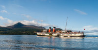 P.S. Waverley and Goatfell