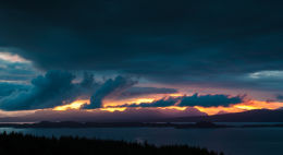 Torridon Sunrise across Rona and Raasay