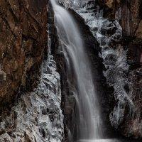 Ice Shroud Falls