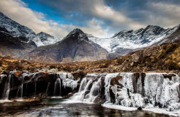 Fairy Pools with Ice...A place on Earth