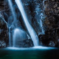 Fairy Pools with ice