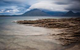 The Cuillin across Loch Scavaig