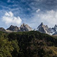 The Chamonix Aiguilles