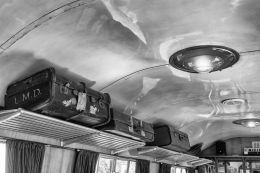 The Flying Saucer and The Suitcase