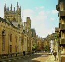 Order No 052: Merton College Chapel, Merton Street, Oxford