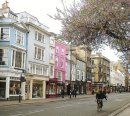 Order No 053: A row of colourful buildings in Oxford's High Street