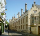 Order No 114: Lincoln College, Turl Street, Oxford