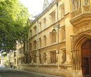 Order No 128: Exeter College, Turl Street, Oxford