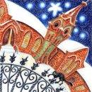 starry castle douglas parish church