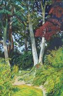 Miss Hall's Garden