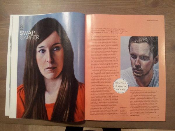 A&I magazine article