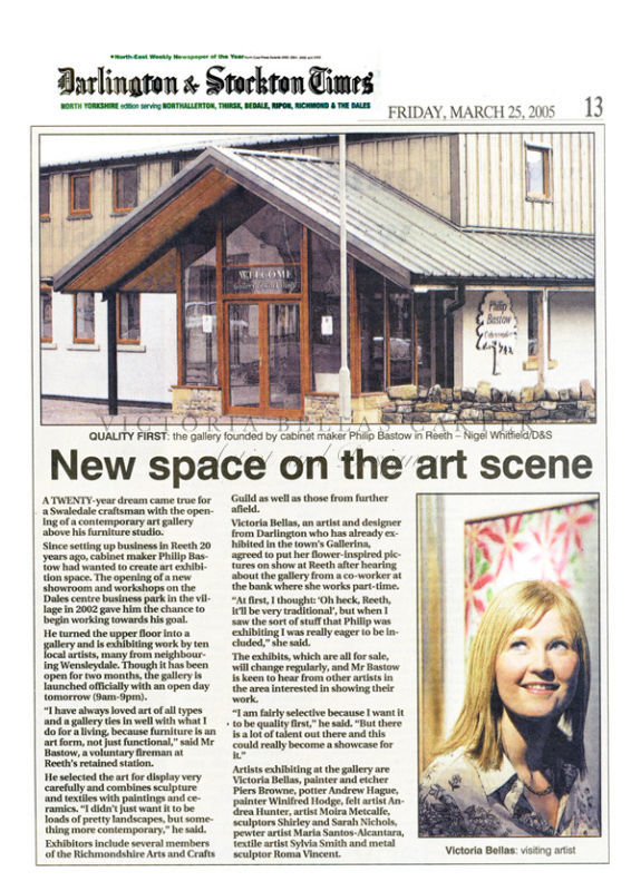 Courtesy of The Darlington & Stockton Times25th March 2005