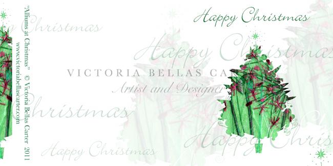 'Alliums At Christmas'