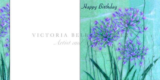 Happy Birthday 'Grace In Flower'