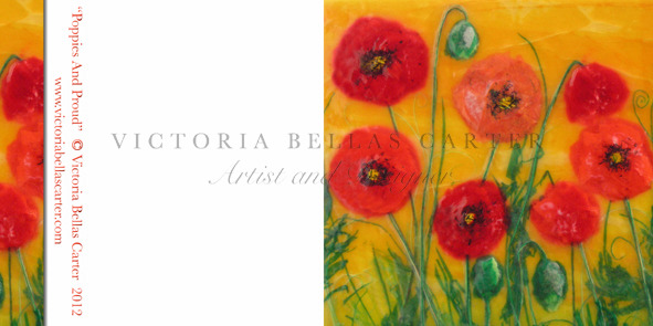 'Poppies And Proud'